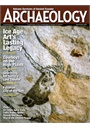 Archaeology Magazine kansi 2019 4