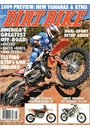 Dirt Bike Magazine kansi 2009 7