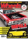 Wheels Magazine kansi 2021 1