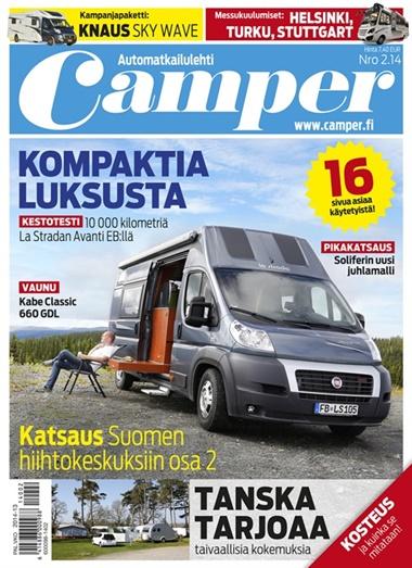 Camper kansi