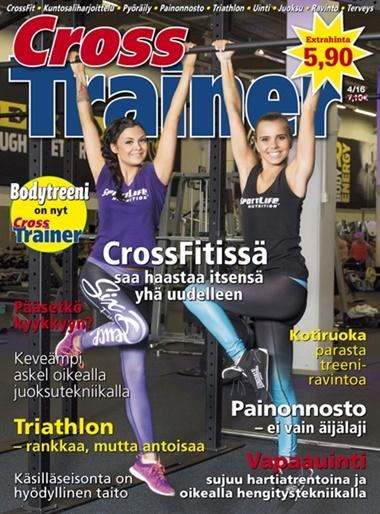 CrossTrainer kansi