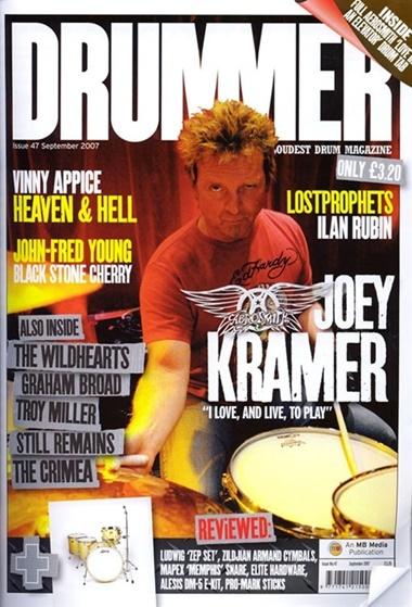Drummer kansi