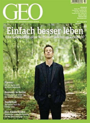 Geo (German Edition) kansi