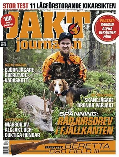 Jaktjournalen kansi