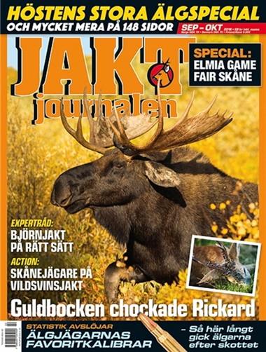 Jaktjournalen (ruotsi) kansi