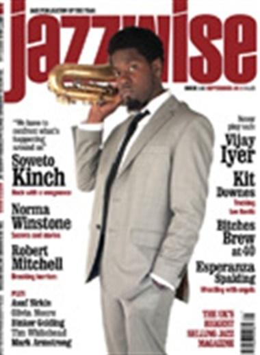 Jazzwise kansi