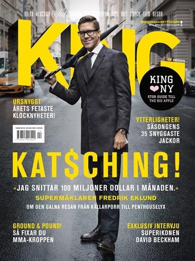 King (ruotsi) kansi