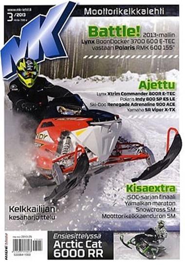 MK-lehti kansi