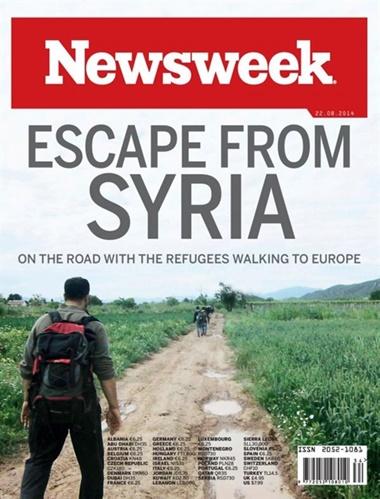 Newsweek kansi