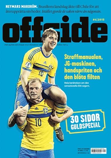 Offside (ruotsi) kansi