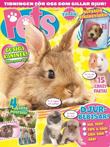 Pets (ruotsi) kansi