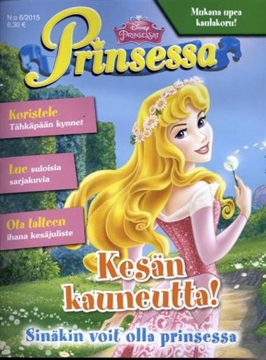 Prinsessa kansi