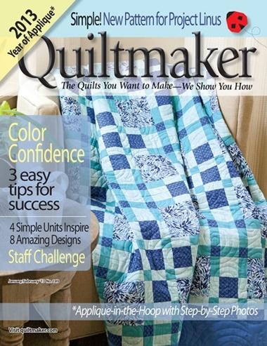 Quiltmaker kansi