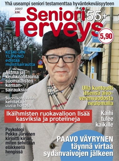 SenioriTERVEYS kansi