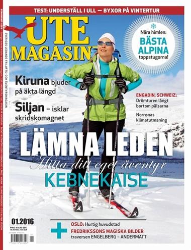 Utemagasinet (ruotsi) kansi