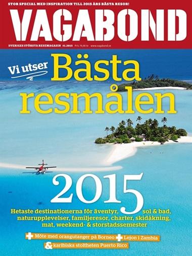 Vagabond (ruotsi) kansi