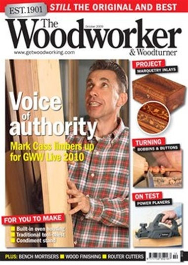 Woodworker kansi