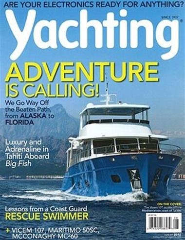 Yachting kansi