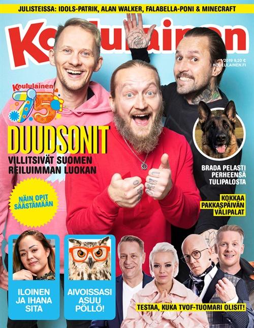 Koululainen tarjous | Luotettava Lehtiapaja.fi