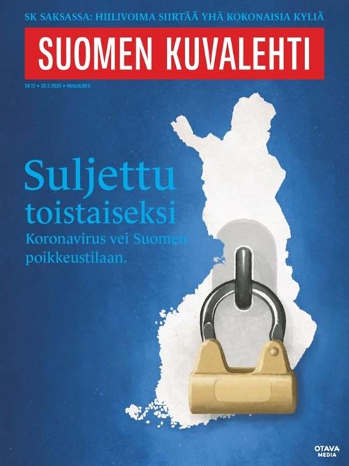 Suomen Kuvalehti Tilaus