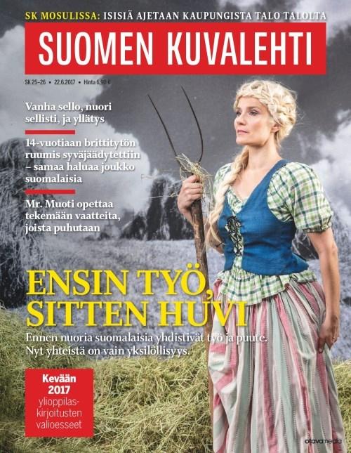 suomen kuvalehti tarjous Suonenjoki