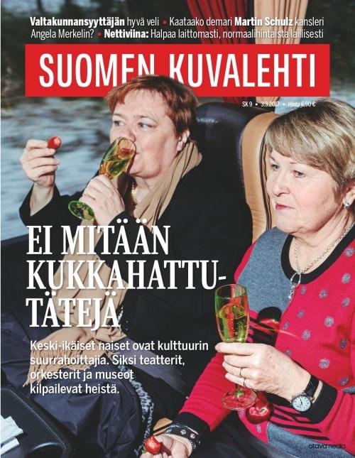 suomen kuvalehti tarjous Pudasjarvi