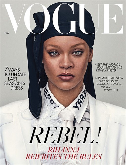 Vogue (UK Edition) kansi