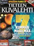 Tieteen Kuvalehti tidningsomslag