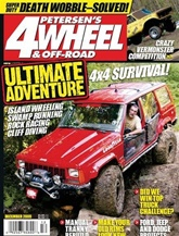 4 Wheel & Off Road kansi