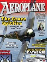 Aeroplane Monthly kansi