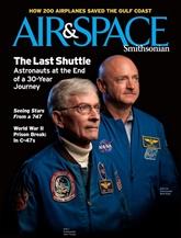 Air & Space kansi