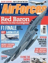 Airforces Monthly kansi