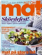 Allt om Mat (ruotsi) kansi