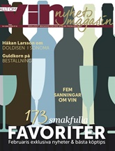 Allt om Vin (ruotsi) kansi