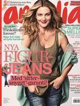 Amelia (ruotsi) kansi