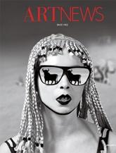 Artnews kansi