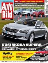 Auto Bild Suomi kansi