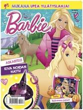 Barbie SUOMI kansi