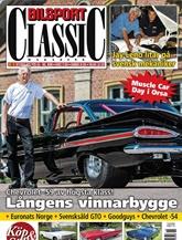 Bilsport Classic (ruotsi) kansi
