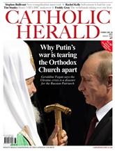 Catholic Herald kansi