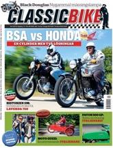 Classic Bike (ruotsi) kansi