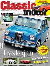 Classic Motor (ruotsi) kansi