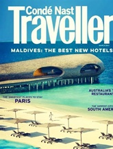 Conde Nast Traveler (US Edition) kansi