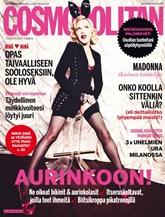 Cosmopolitan kansi