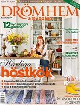 Drömhem & Trädgård (ruotsi) kansi