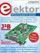 Elektor Electronics (gold Membership) kansi