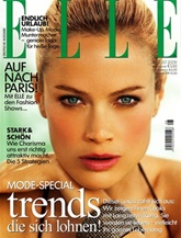 Elle (German Edition) kansi