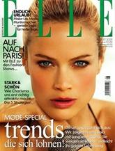 Elle (German Edition) kansi