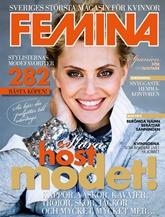 FEMINA kansi