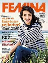 FEMINA (ruotsi) kansi